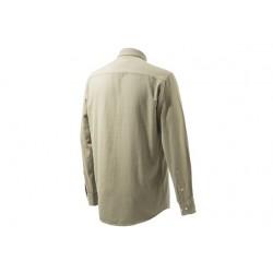 chemise 100% coton anti-bactérienne