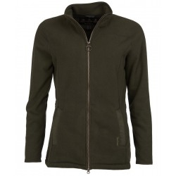 Polaire femme Barbour Stocksfield vert olive
