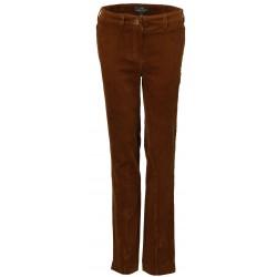 Pantalon pour femme Laksen Equestrian marron