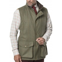 Gilet en tweed Laksen Ashcombe Highland