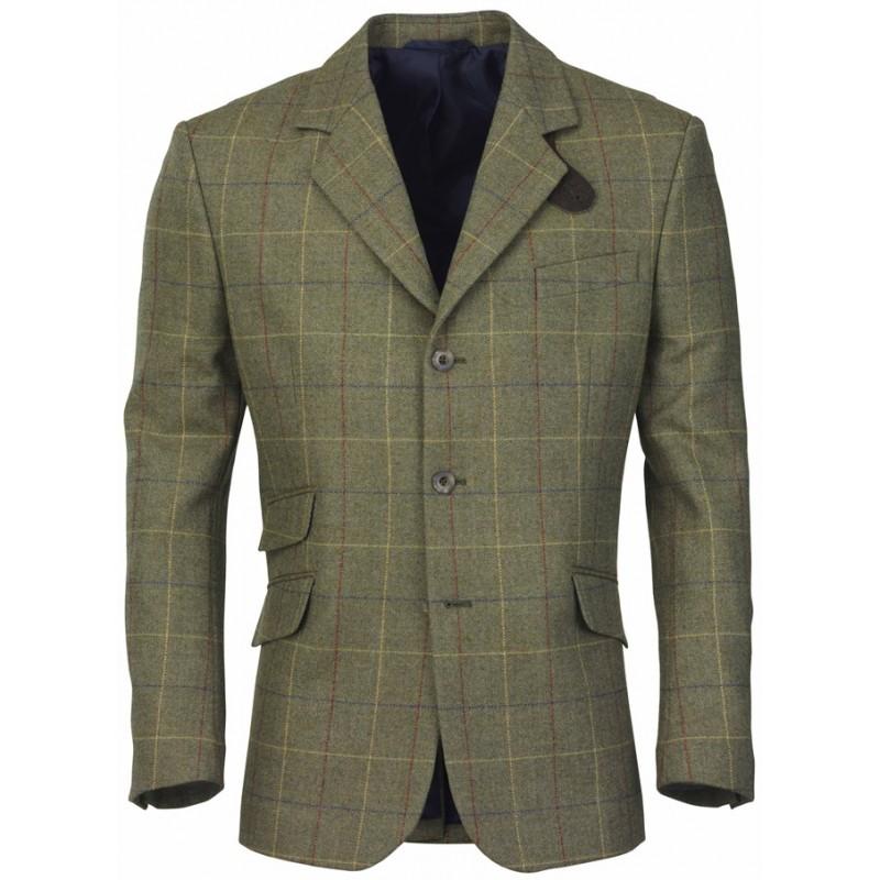 Veste en tweed Laksen Woodhay