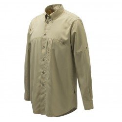 Chemise Tech Ripstop beige...