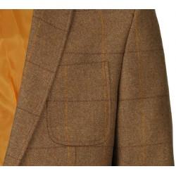 tweed Firle Oxford de la maison LAKSEN