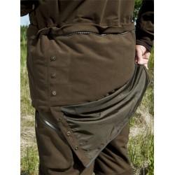 poche canier de la veste très chaude Visent