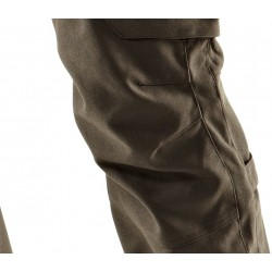 Pantalon marron très résistant et imperméable Pro Hunter X Härkila
