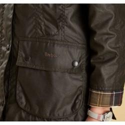 Veste de chasse femme Barbour Classic Beadnell