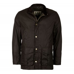Veste huilée Hereford Barbour