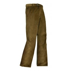 Pantalon velours Lupin Club Interchasse