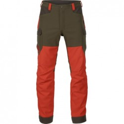 Pantalon traque orange...